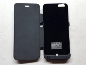 New IPhone 6 Plus 10000mAh External Battery Pack and phone cover