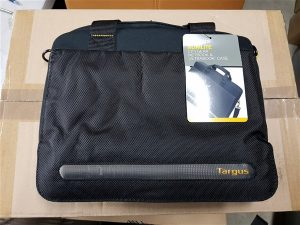 Targus 11′ Citygear Slimlite Notebook/IPad bag