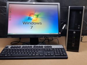 HP DC8300 Intel Core i5 Desktop Computer