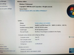 Dell OptiPlex 960 Core 2 Quad Tower Computer