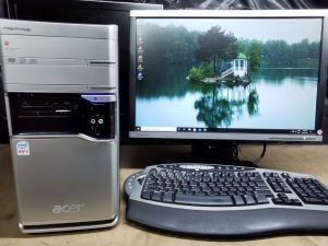Acer Aspire Tower Computer